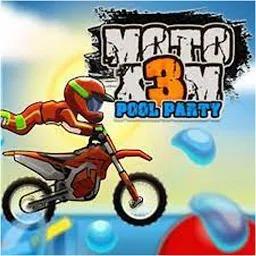 Moto X3M Pool Party 2021